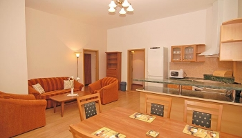 Modern apartment for 4 people in Prague 2 - Vinohrady