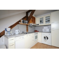 Comfortable and cosy attic apartment near Prague Castle
