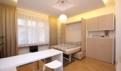 Recently renovated studio in a quiet part of Prague  Elišky Krásnohorské