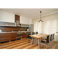 Accommodation in a luxurious apartment with three rooms and kitchen  in the New