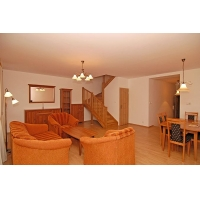Luxurious duplex apartment with three bedrooms, Prague 2 - Vinohrady
