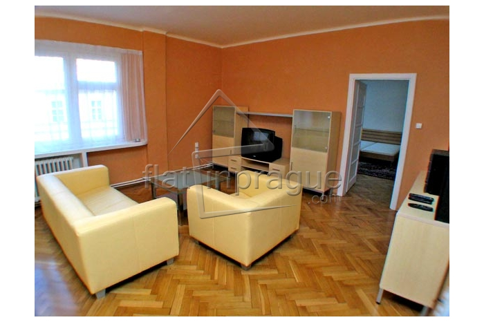 Beautiful apartment in the center of Prague