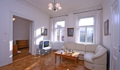 Splendid and fully furnished 2+1 on the corner of Betlems square  Liliová