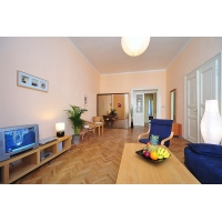 Spacious and modern four bedroom apartment in Old Town  Dlouha