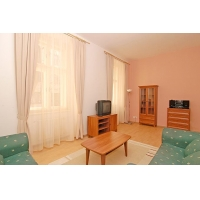 Luxurious, fully furnished maisonette in Prague 2 Vinohrady