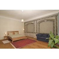 Beautiful living in the historical centre of Prague  Karmelitská