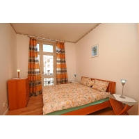 Beautiful spacious apartment Prague 2 Vinohrady