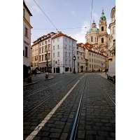 Beautiful living in the historical centre of Prague