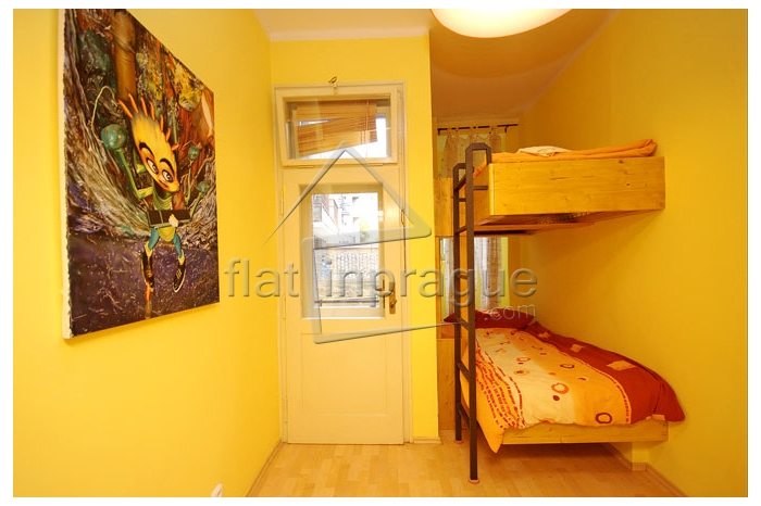 Modern, fully furnished 2+1 in Old Town  - Prague