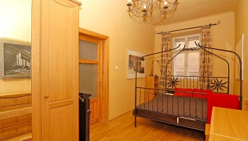 Lovely and spacious apartment in centre of Prague 1