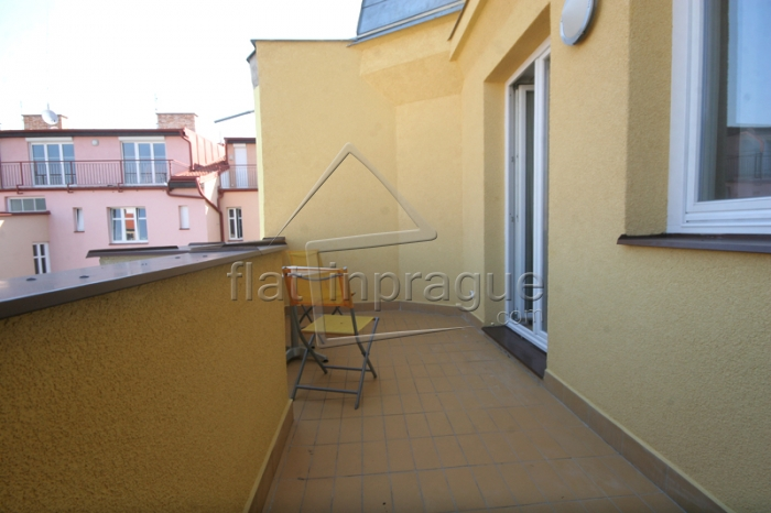 Brand new apartment with balcony