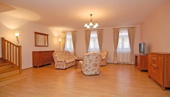 Luxurious apartment for 6 people in Prague 2 - Vinohrady