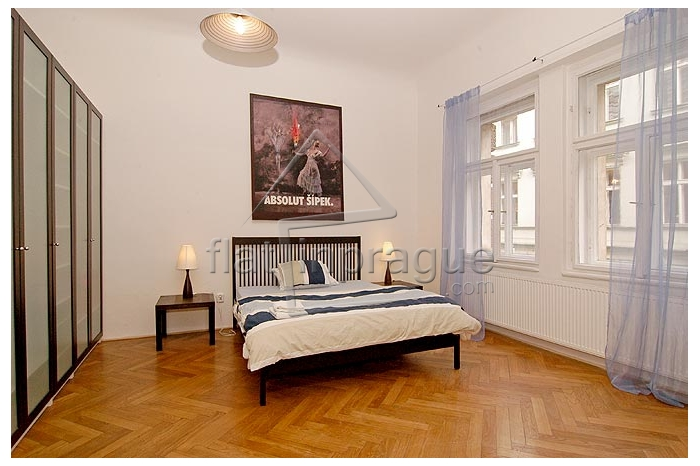Beautiful two bedroom apartment in the center of Prague