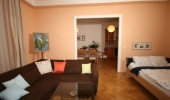 Very nice apartment in the city center for larger groups  Pštrossova