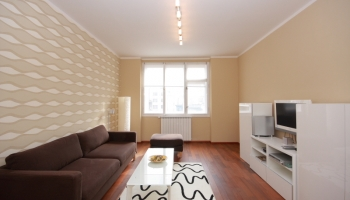 Fully furnished apartment right in the center of Prague