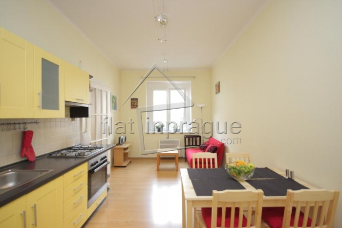 Very nice bright apartment in Prague 8