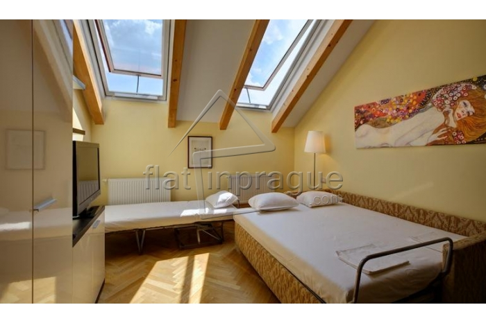 Beautiful modern apartment near Wenceslas square