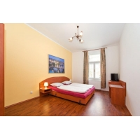 Nice apartment for 3 people in Prague 7