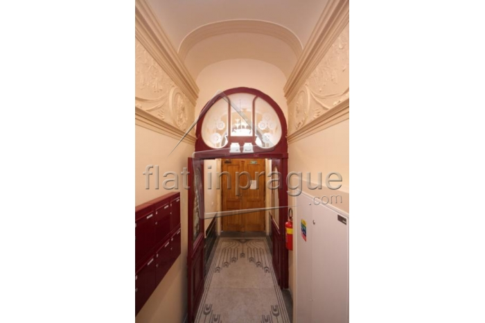 Beautiful apartment with air conditioning in Prague 2 Vinohrady