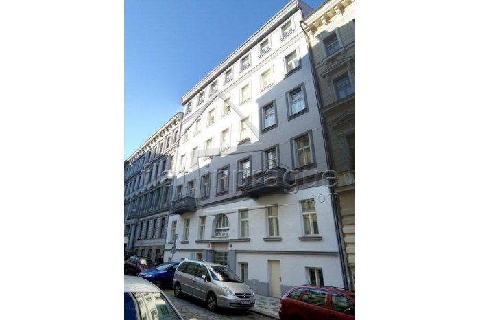 Pleasant modern apartment close to Wenceslas Square