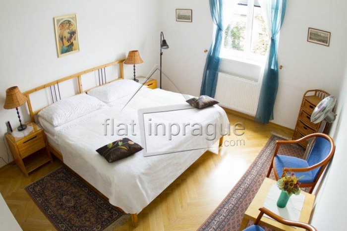 Nice two bedroom apartment near Wenceslas square