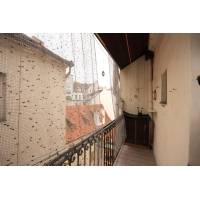 Comfortable studio with balcony in Old Town