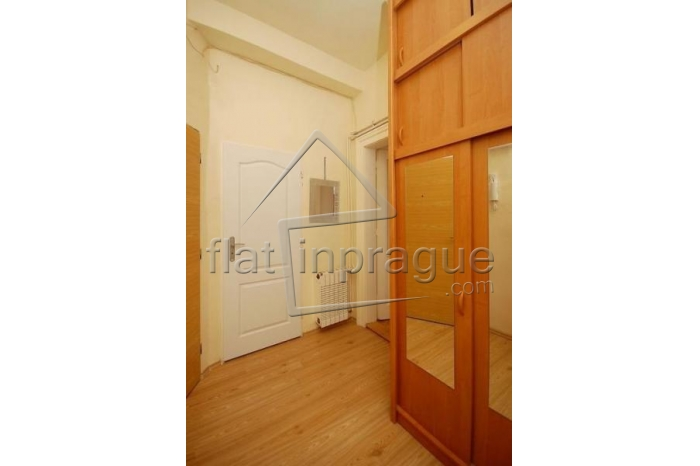 Very nice apartment with large terrace in Prague 7