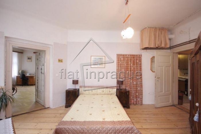 Spacious apartment up to 6 people in Prague 7