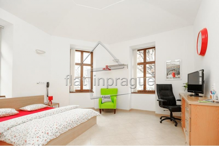Very nice sunny studio no.2 in great locality of Prague 2 - Vinohrady