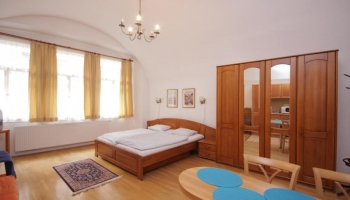 Lovely studio near Charles Bridge