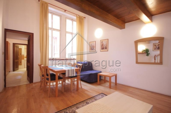 Very cosy apartment in the most historic part of Prague