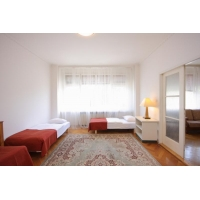 Beautiful spacious accommodation in the city center