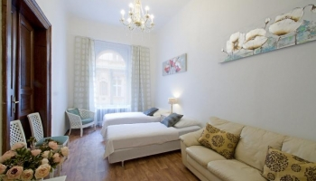 Luxury apartment in Prague, near by Charles Bridge