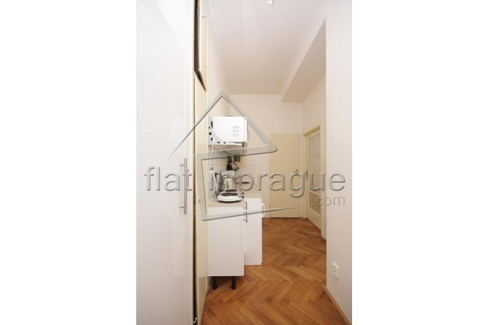 Very cozy and nice apartment 2+1 in white style