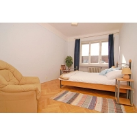 Very cozy and nice apartment 2+1 in blue color style