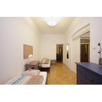 We are offering a cozy, two-bedroom apartment in the heart of Prague