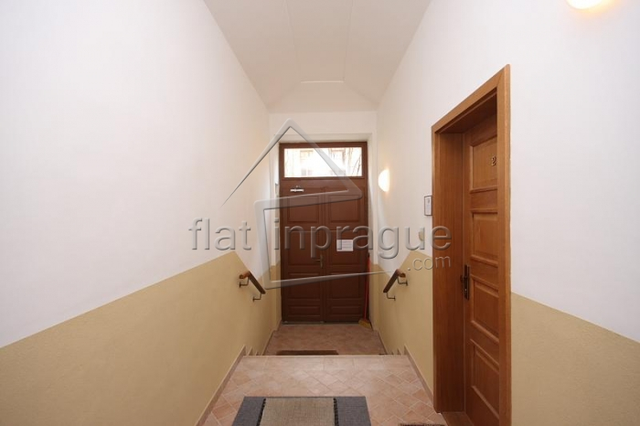 Very nice sunny apartment no.14 in great locality of Prague 2- Vinohrady