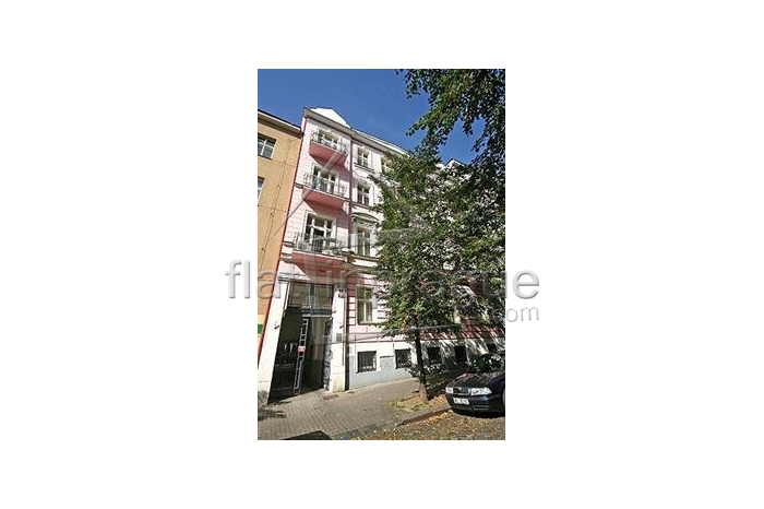 Beautiful two bedroom apartment with two bathrooms in Prague 2 Vinohrady