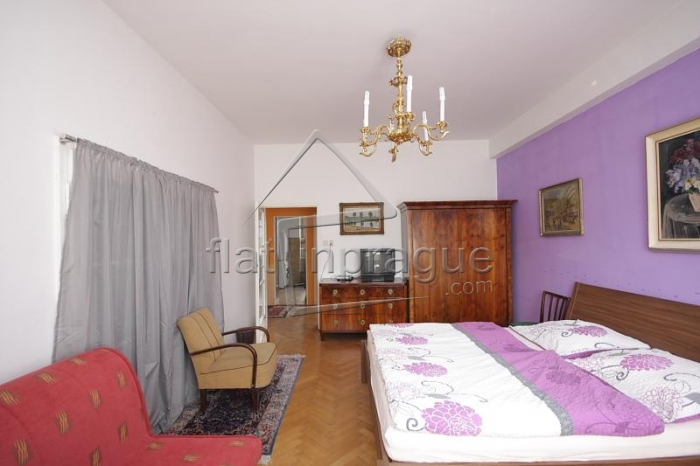 Spacious apartment in the center of the Pragues most beautiful part - Old Town