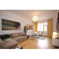 Newly renovated, modern and bright apartment next to the National theater