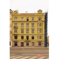 Pleasant newly renovated apartment in a quiet area of ​​Prague 7 Holešovice
