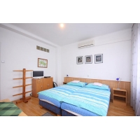 Air conditioned studio with terrace in center of Prague
