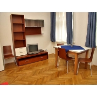 Beautiful apartment in the heart of Prague´s very quiet street
