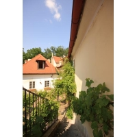 Romantic apartment in most romantic part of Prague near Prague Castle