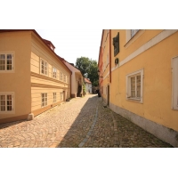 Romantic duplex in most romantic part of Prague near Prague Castle