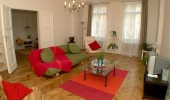 Very nice, fully furnished two bedroom apartment  Krakovská