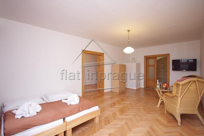 Nice and cozy apartment right next to Wenceslas square