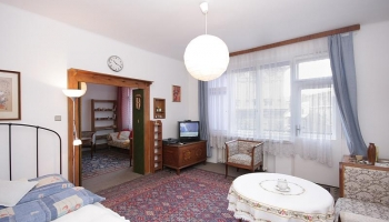 Sunny two bedroom apartment in Prague 1 - New Town