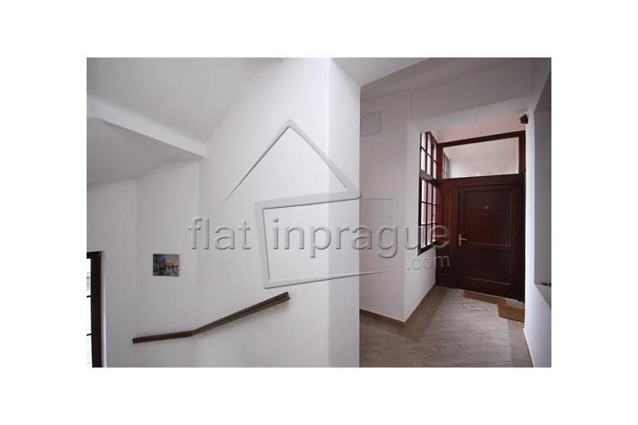 Nice, furnished two bedroom duplex apartment