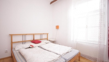 Nice, fully furnished two bedroom apartment, street Dražického náměstí, Prague